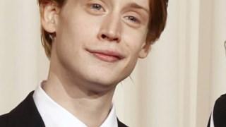 Macaulay Culkin, aqui há cinco anos, na cerimónia de entrega dos Óscares, ficou para sempre marcado pelo filme que protagonizou em 1990
