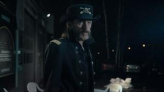 Vídeo foi feito antes de um concerto dos Motörhead na Finlândia