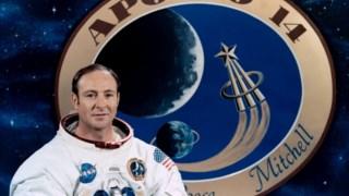 Edgar Mitchell faz parte da lista restrita dos 12 homens que pisaram a Lua