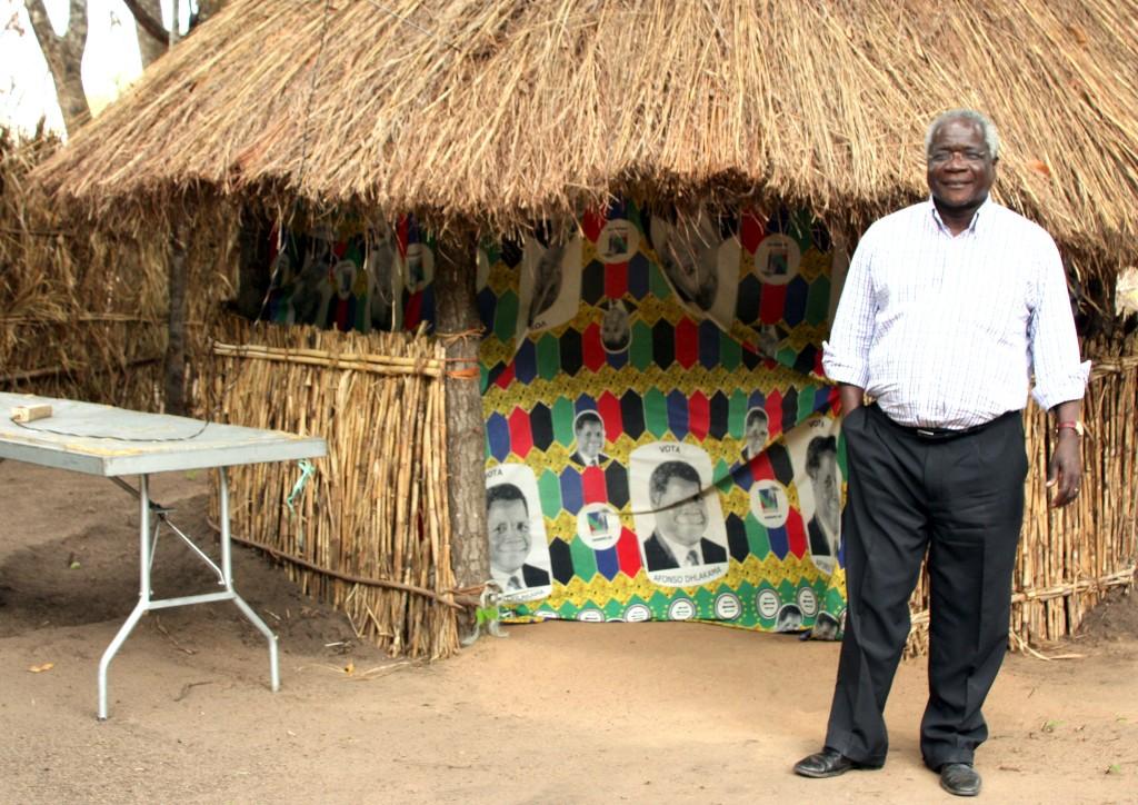 frica Moambique em guerra de baixa intensidade