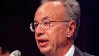 Andrew S. Grove numa imagem de arquivo datada de 2000