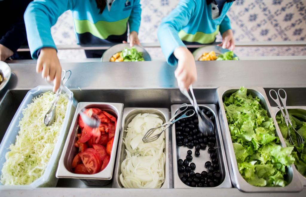 Estamos preparados para cantinas mais vegetarianas?