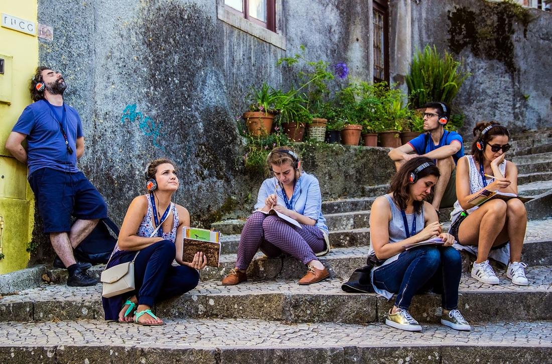 PÚBLICO - Perdidos e achados na serra de Sintra