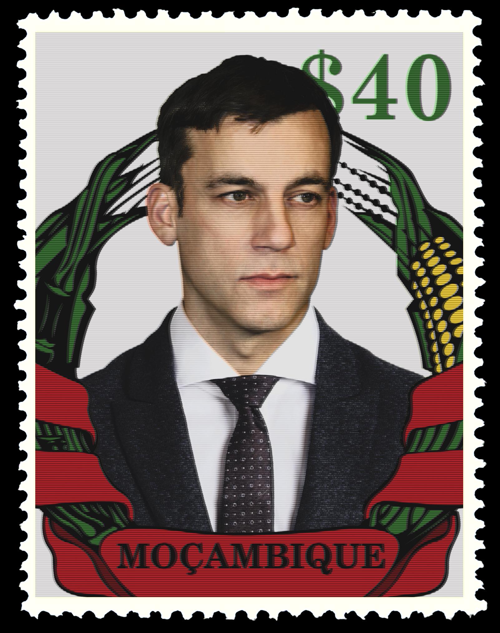 PÚBLICO - Jorge Andrade, actor português, cria moeda própria em Moçambique