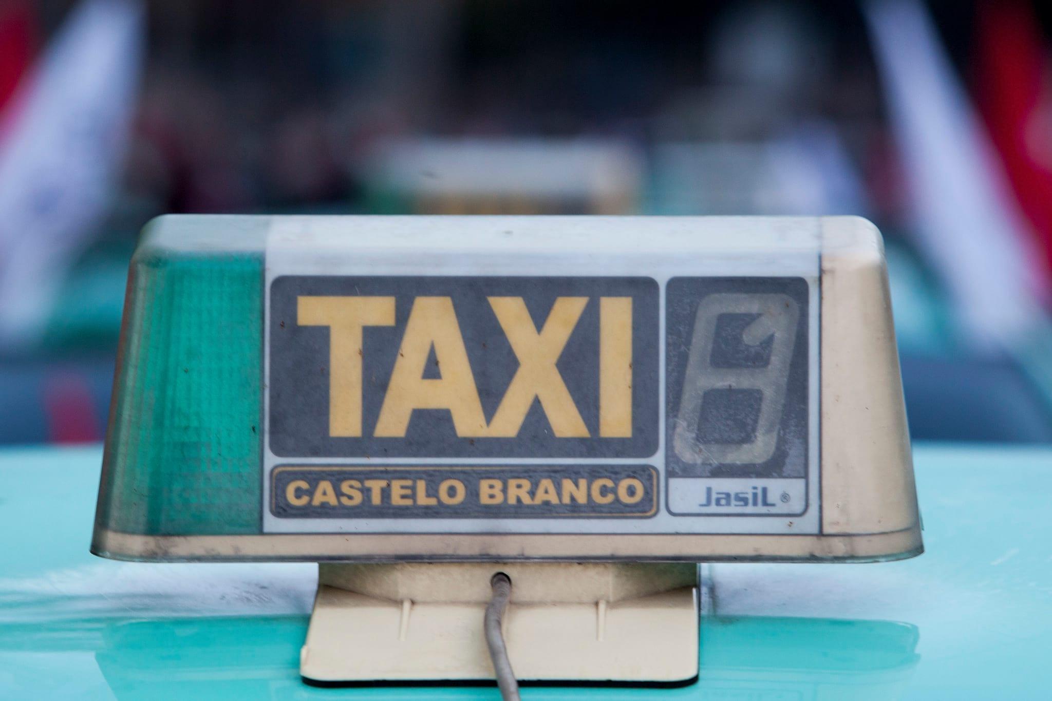 De onde vêm os táxis