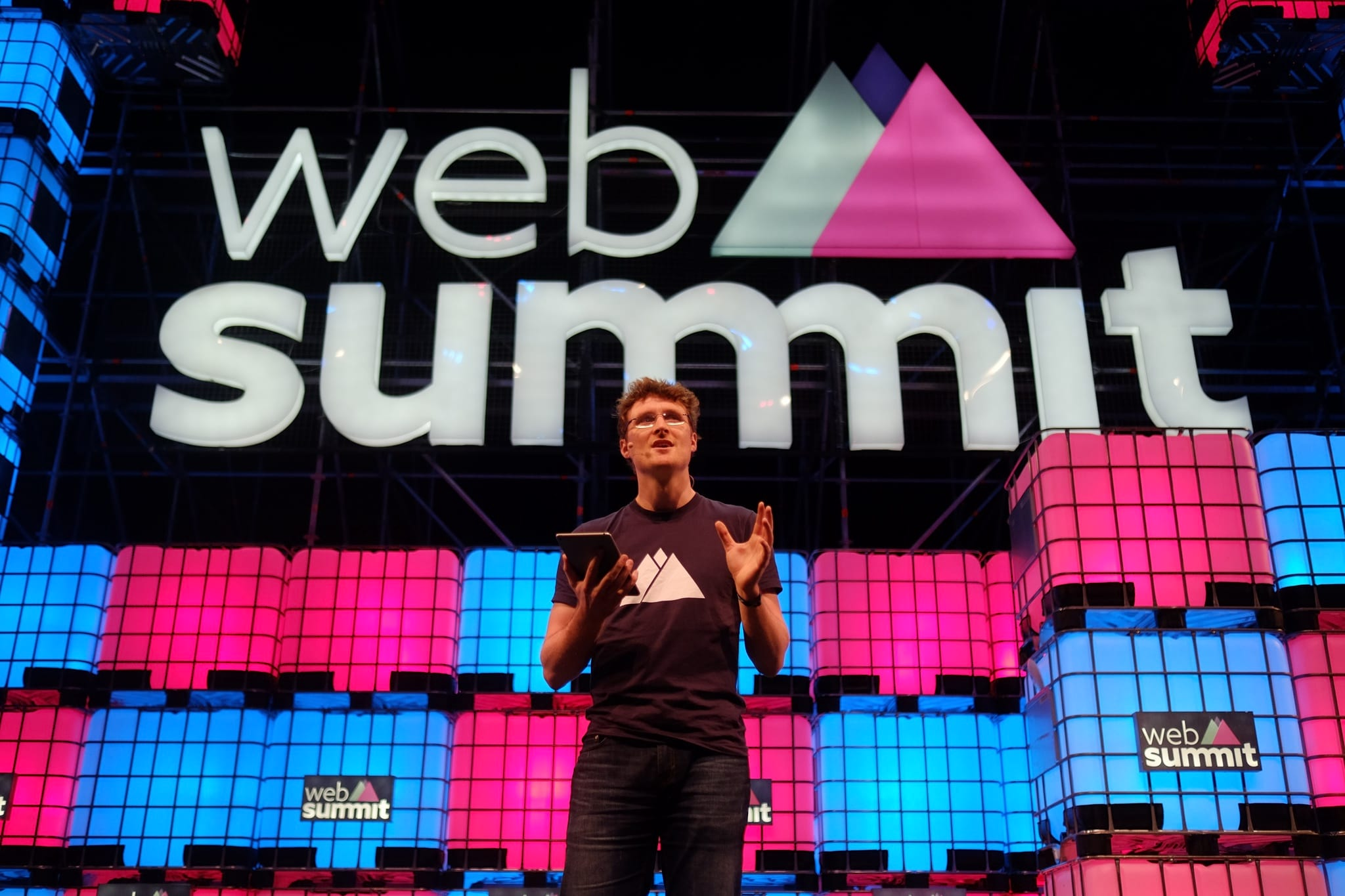 Web Summit 2016 Lisbon