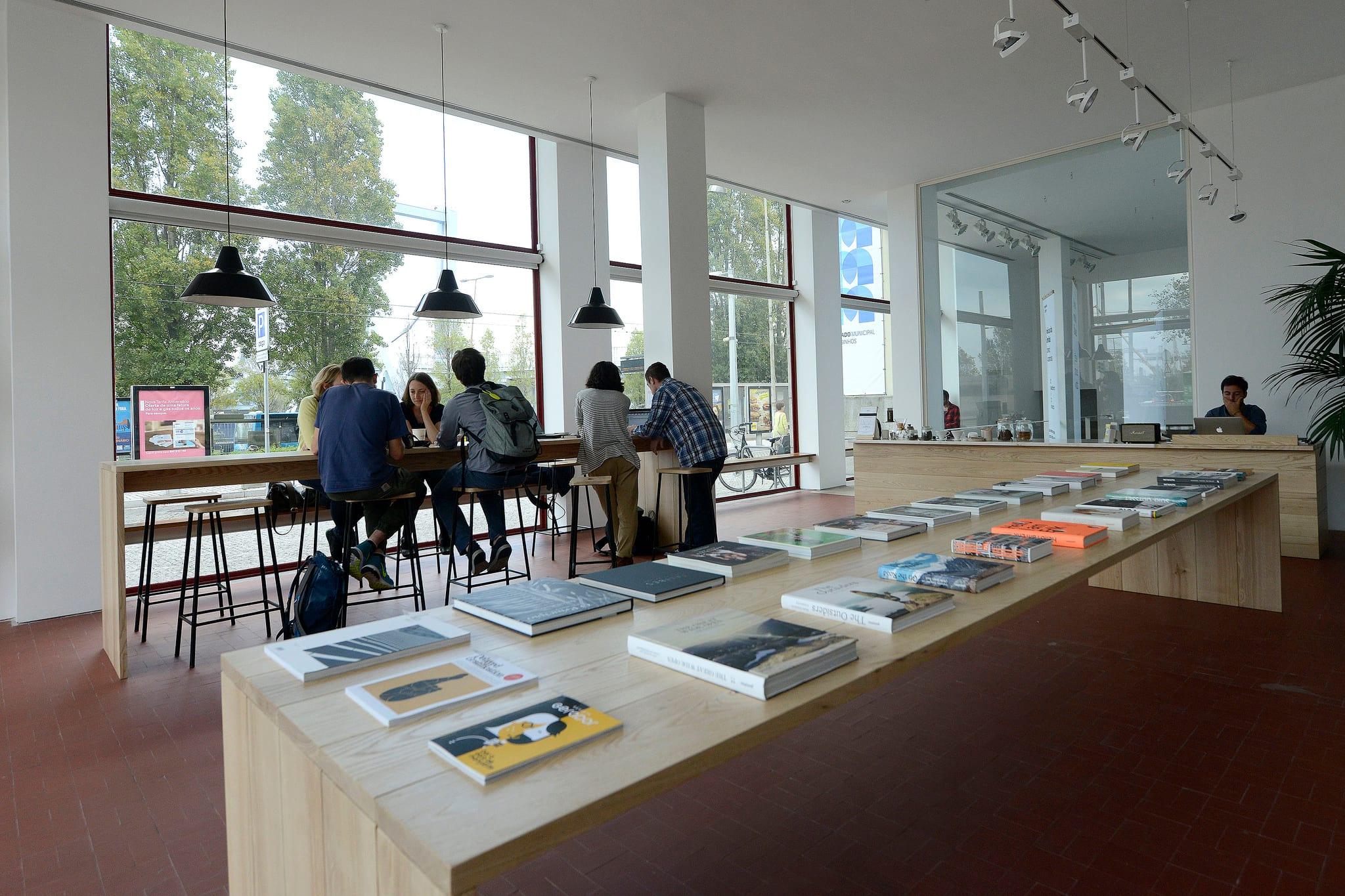 PÚBLICO - Matosinhos inaugura terceiro pólo dedicado ao design na cidade