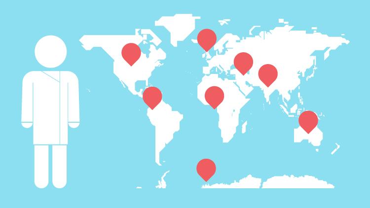 GPS, a nova rede dos cientistas portugueses pelo mundo fora