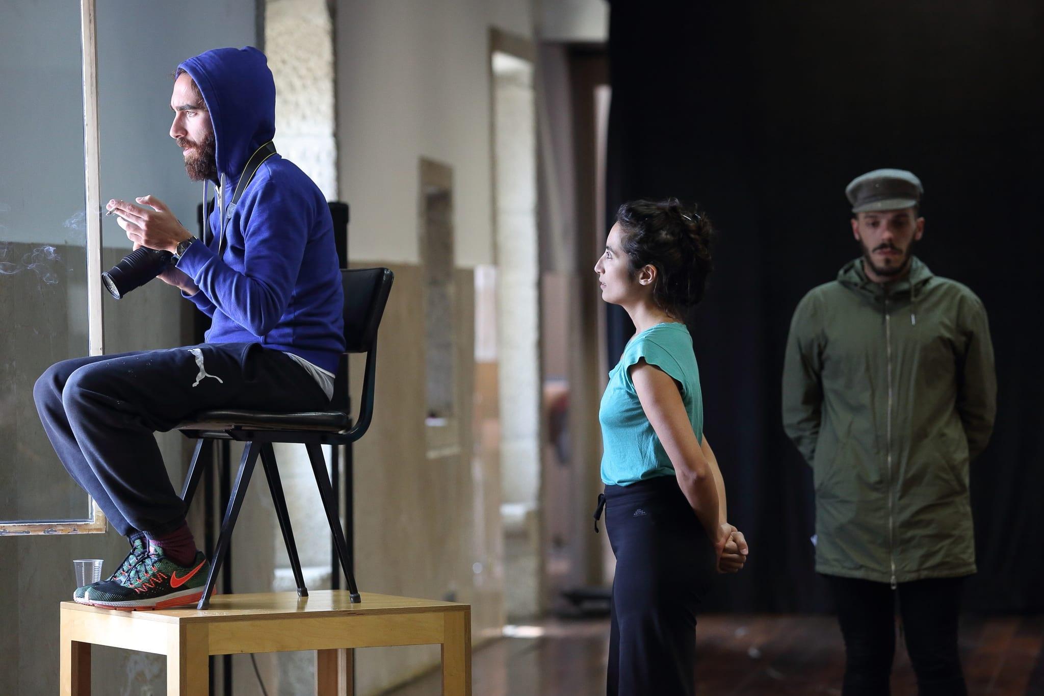 PÚBLICO - ISO Theatre: uma jovem companhia à espera de crescer