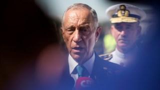 Marcelo enalteceu o papel dos militares no 25 de Novembro