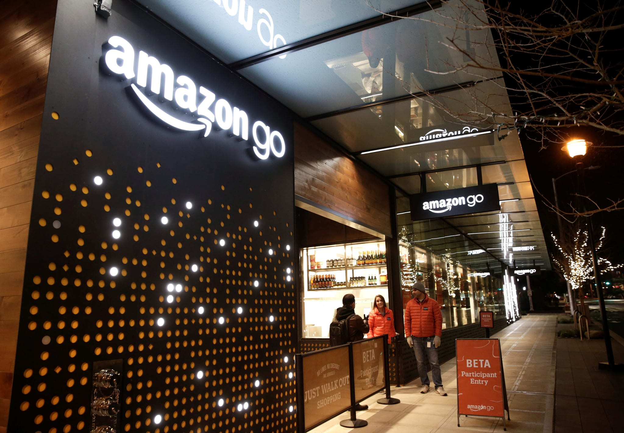 PÚBLICO - Amazon prepara-se para abrir a primeira loja sem caixas registadoras