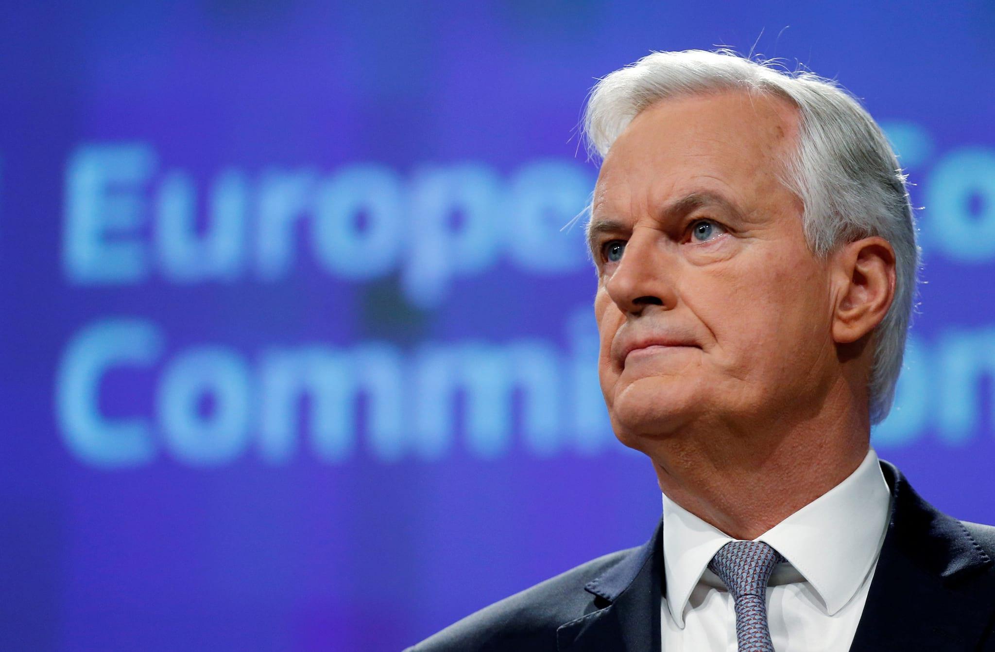 PÚBLICO - UE avisa Londres que tem apenas 18 meses para negociar saída