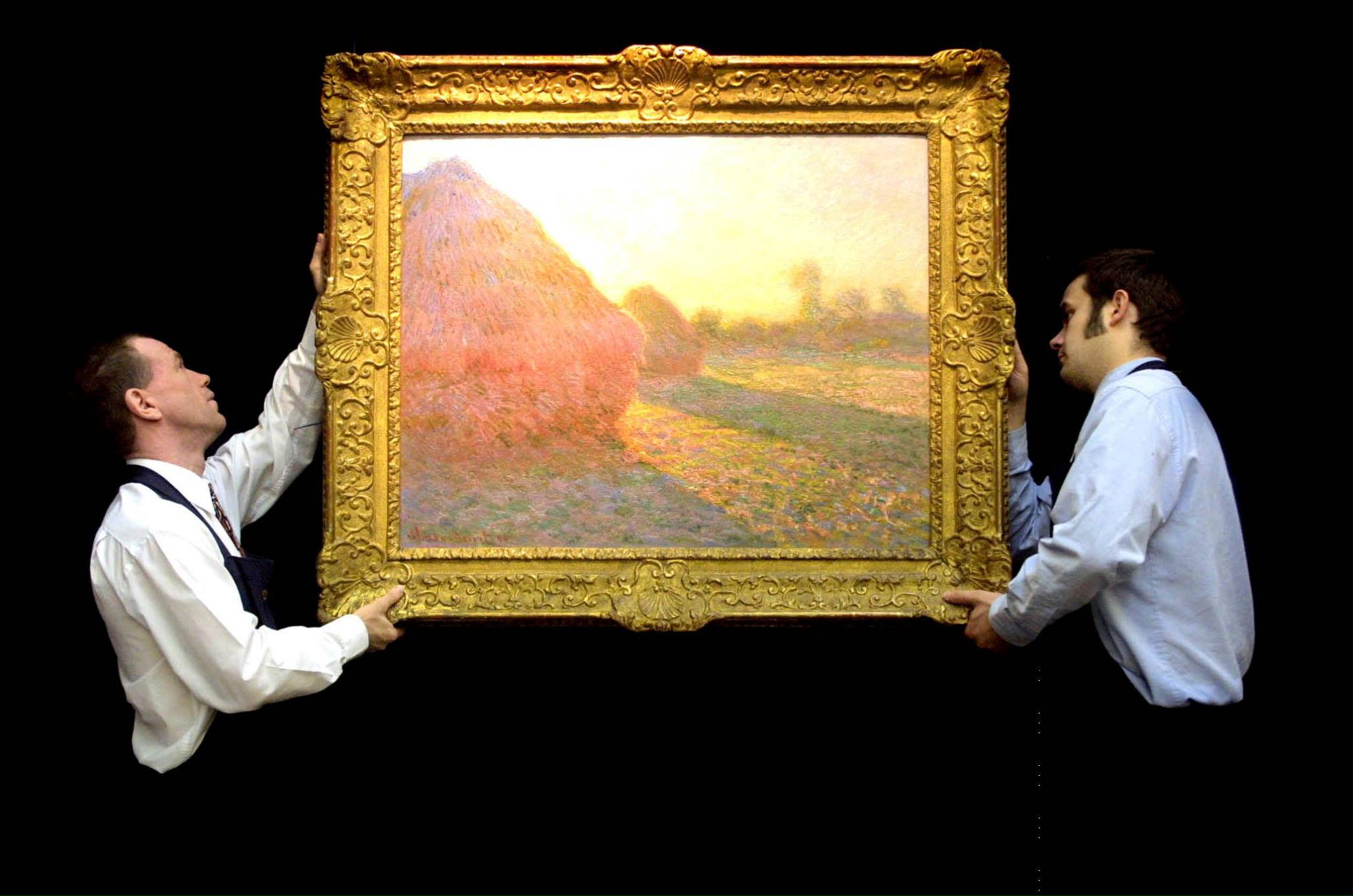 PÚBLICO - Falsificações levam Sotheby's a comprar laboratório