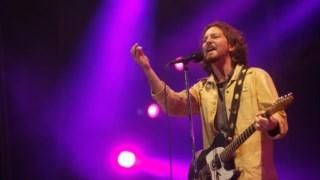 Os Pearl Jam de Eddie Vedder serão incluídos no Hall of Fame no primeiro ano enquanto elegíveis para a distinção