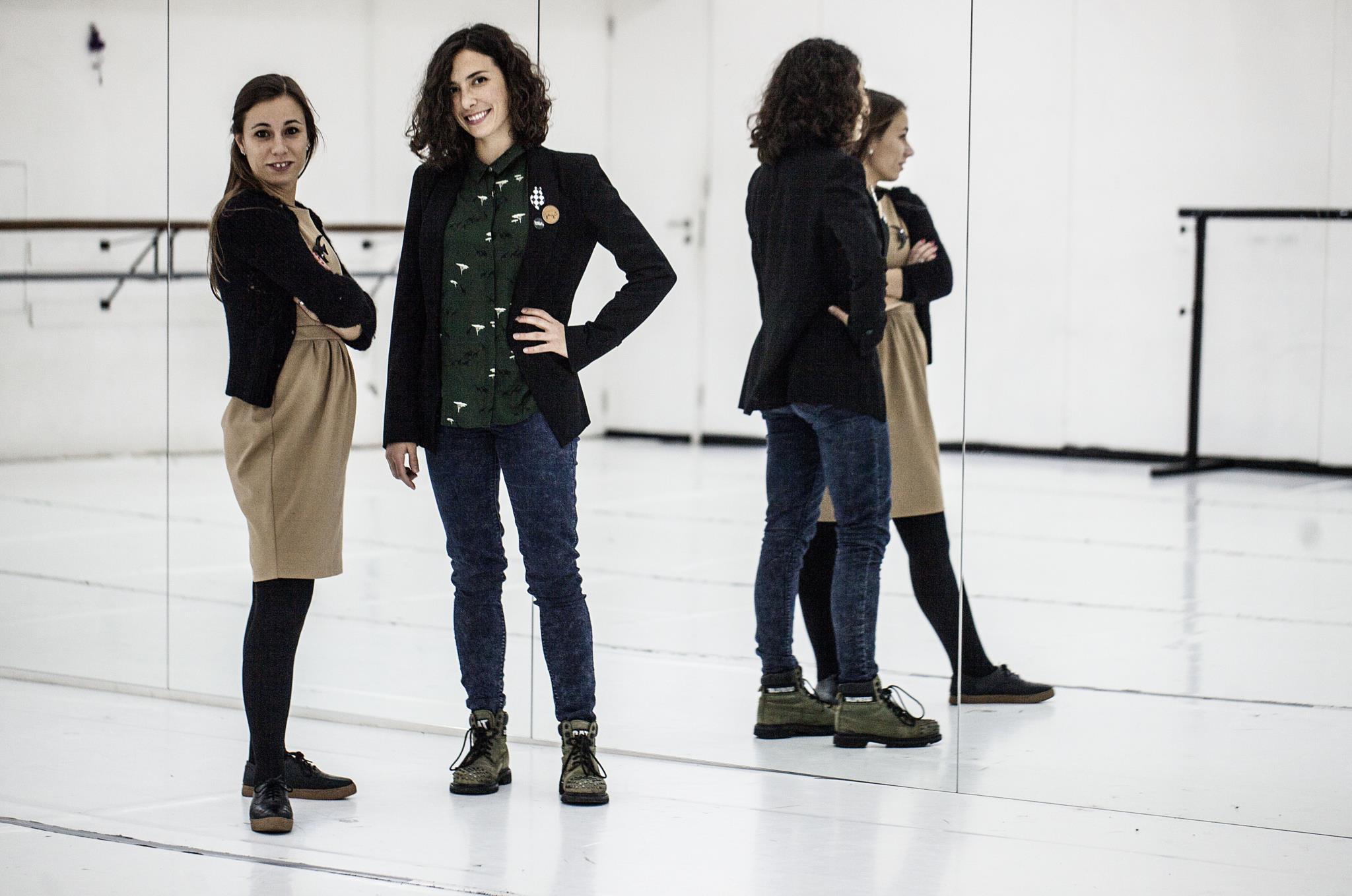 PÚBLICO - Companhia de dança pede apoio para poder nascer