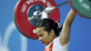 Chen Xiexia foi uma das atletas visadas