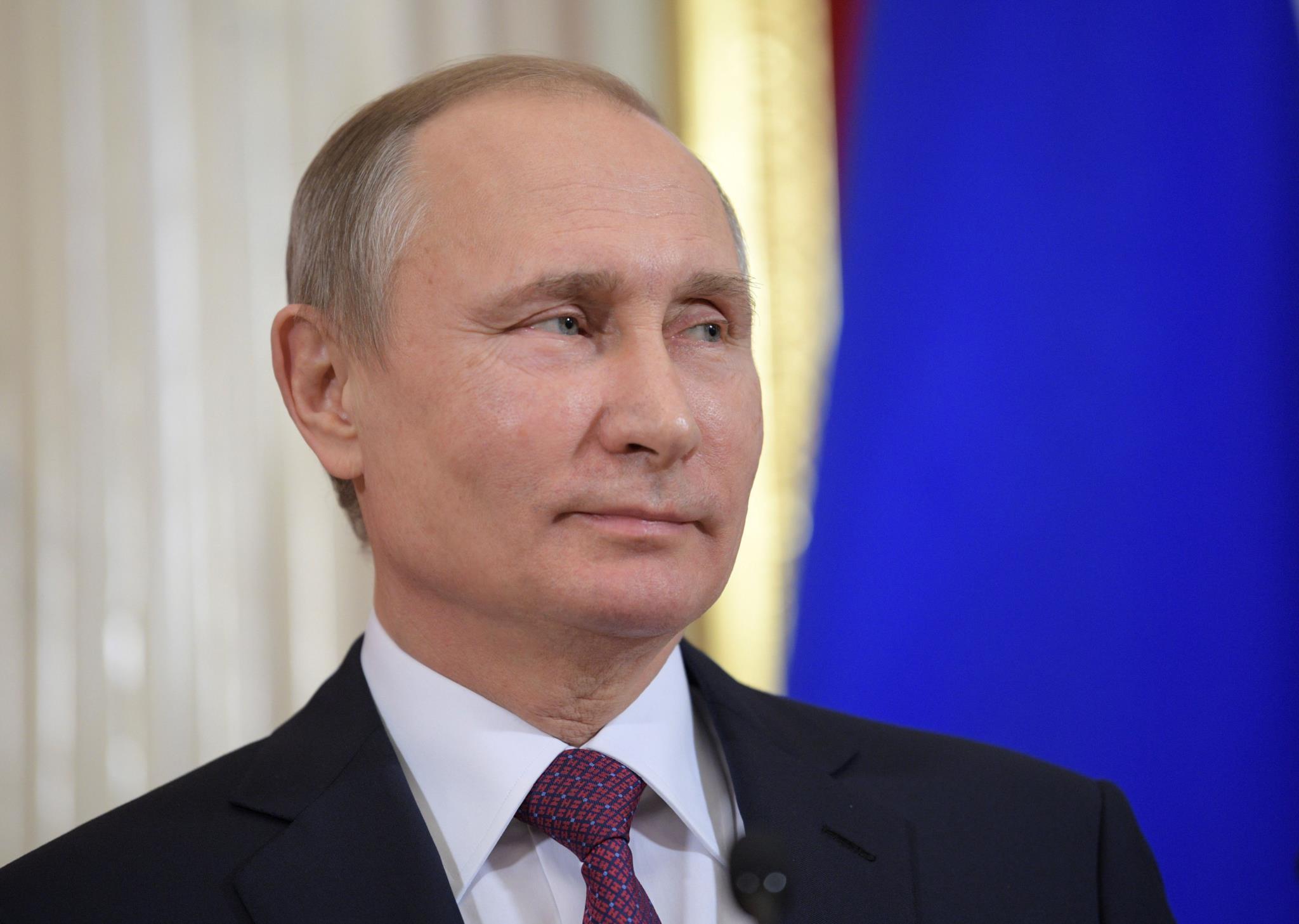 O Presidente russo, nesta terça-feira, falou pela primeira vez sobre o relatório das agências dos EUA