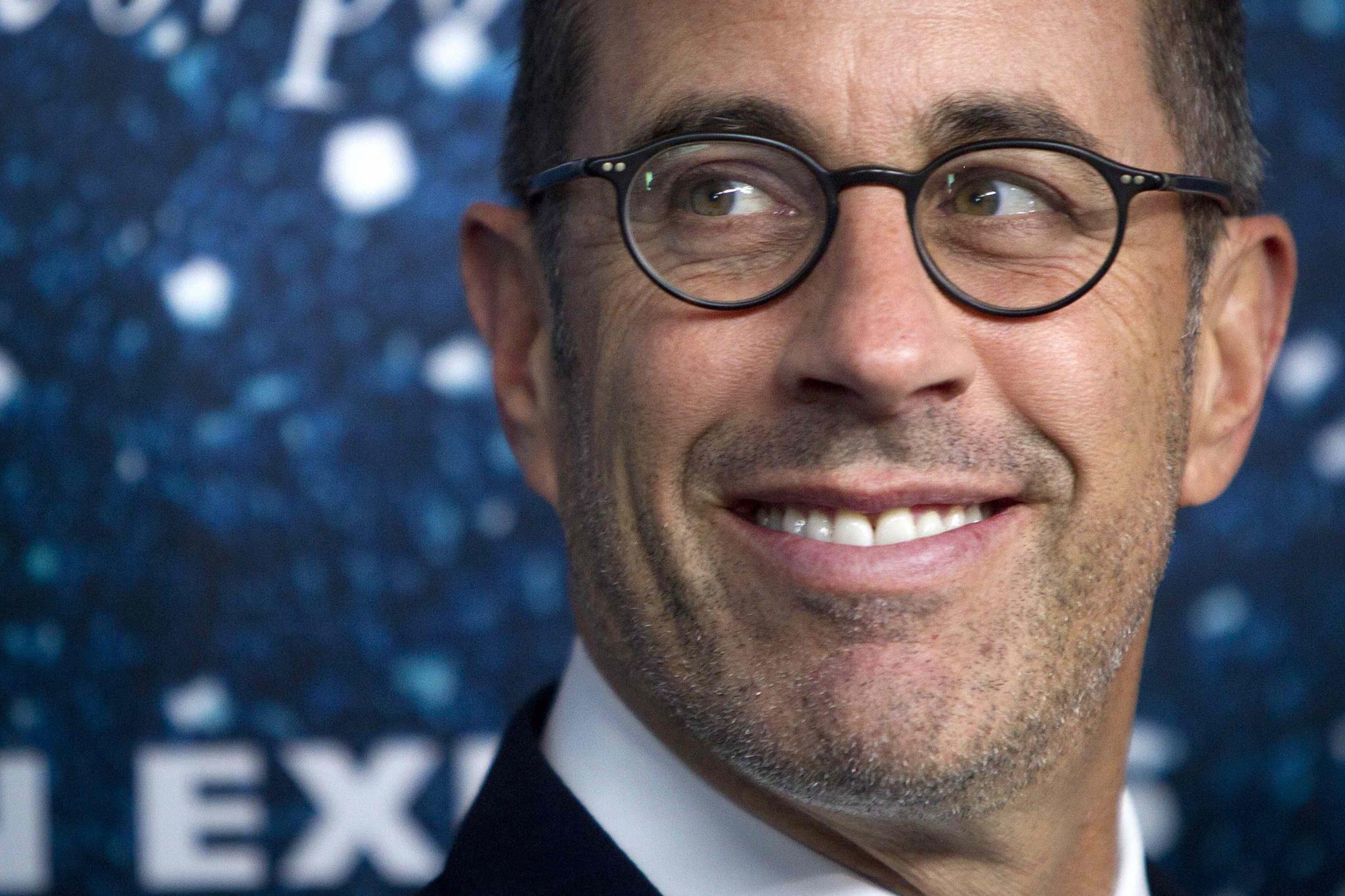 PÚBLICO - Seinfeld muda-se para o Netflix com os seus comediantes, carros e cafés