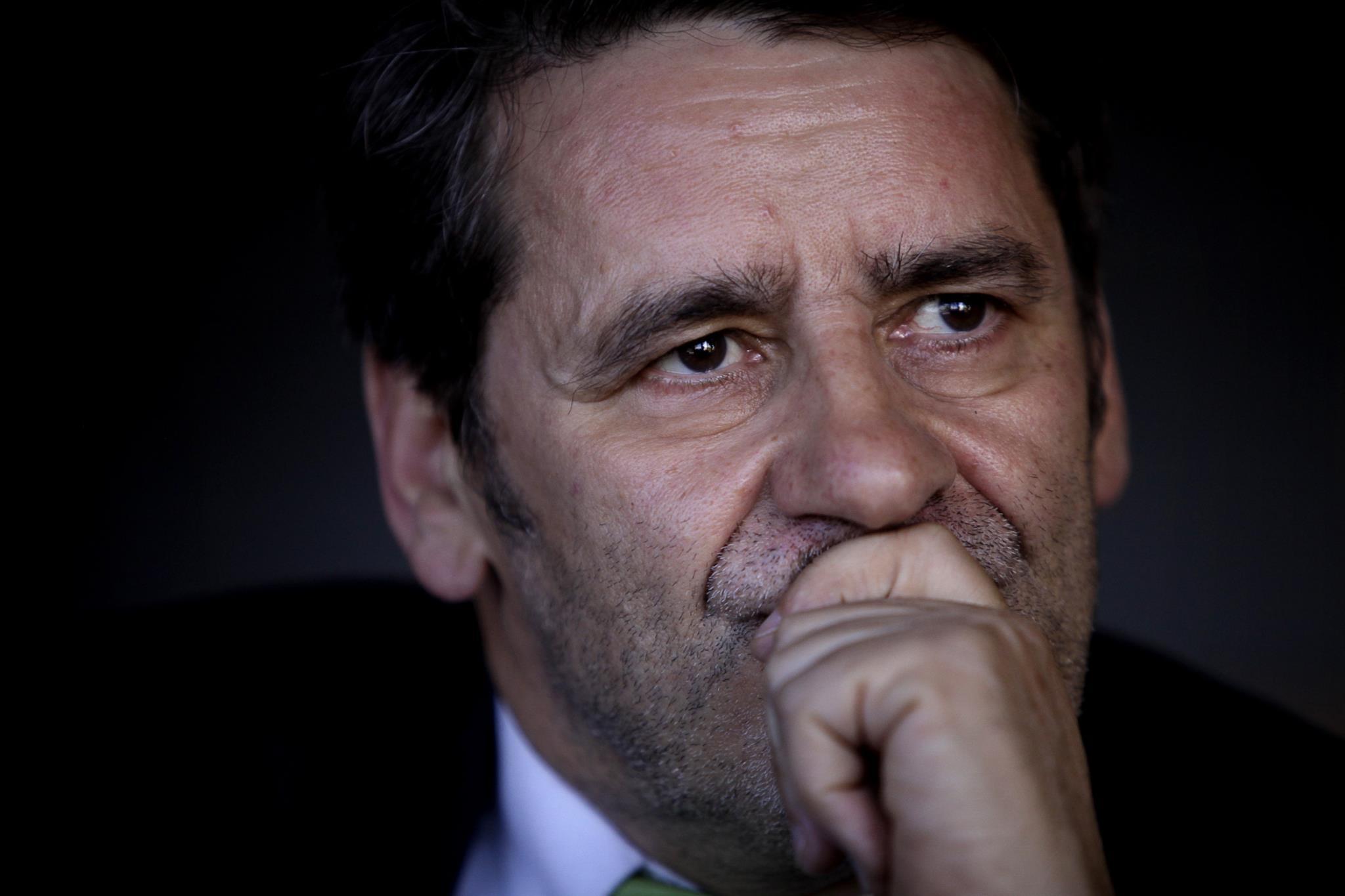 PÚBLICO - Narciso anuncia candidatura a Matosinhos em Fevereiro