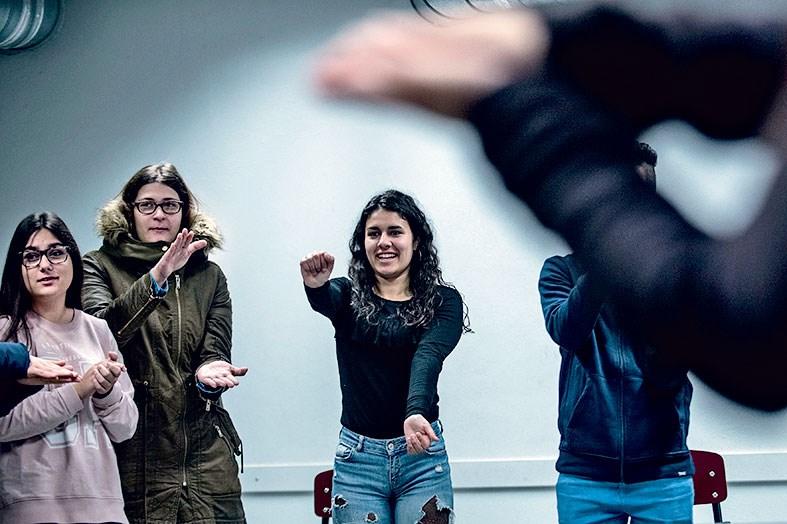 A apresentação do trabalho é no sábado, na Gulbenkian