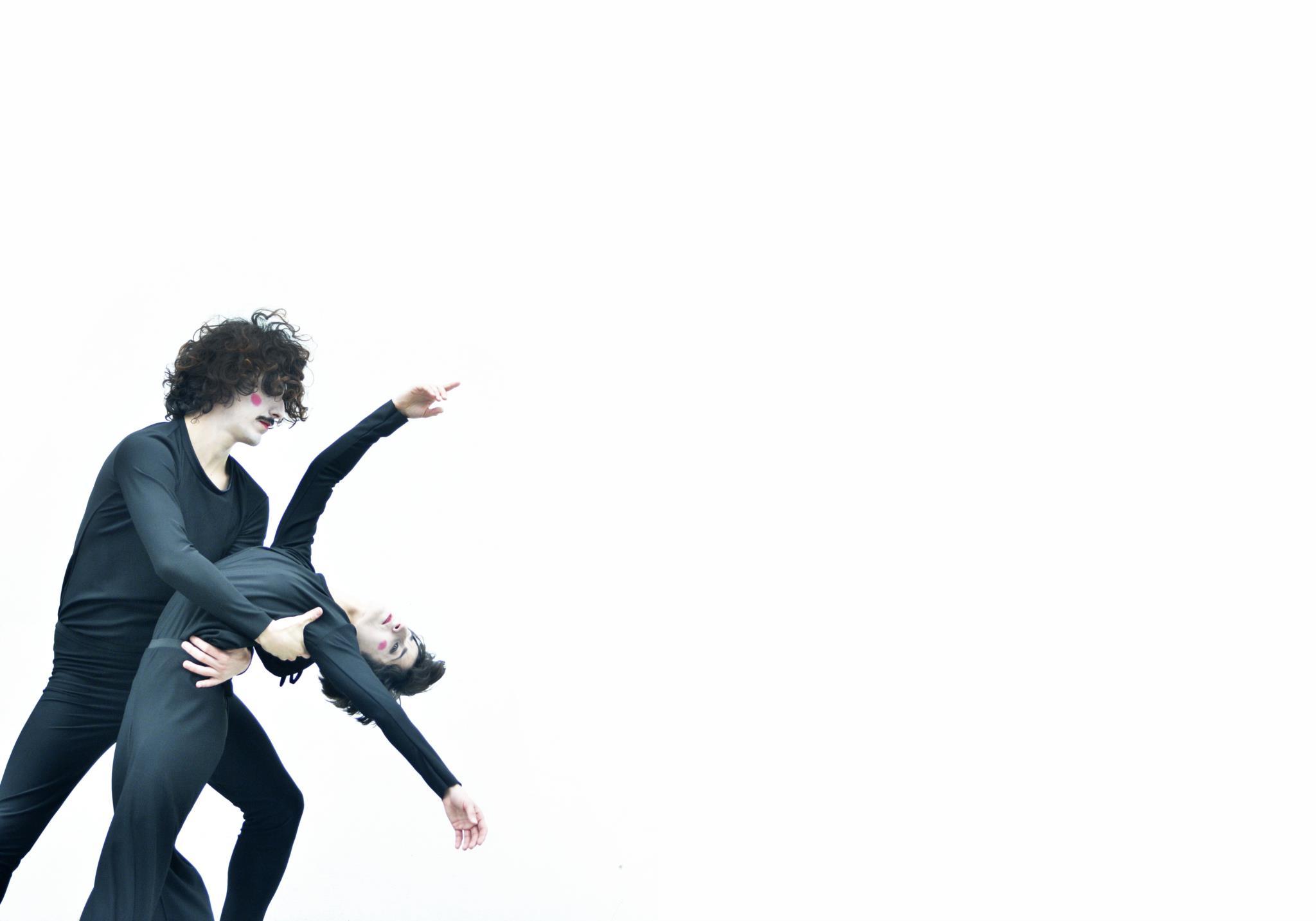 PÚBLICO - Pessoa e matemática na dança impossível de Tânia Carvalho
