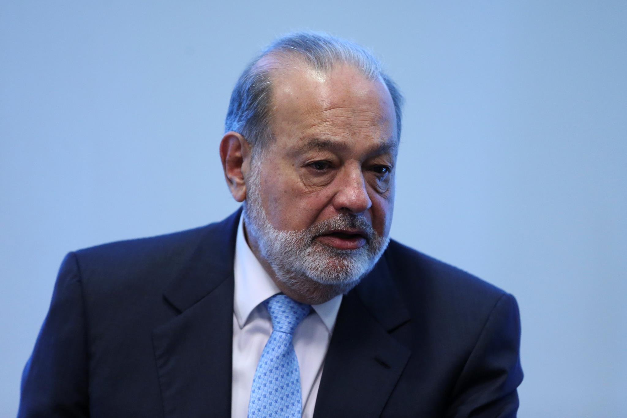 Carlos Slim oferece-se para ajudar Governo mexicano a negociar com Trump