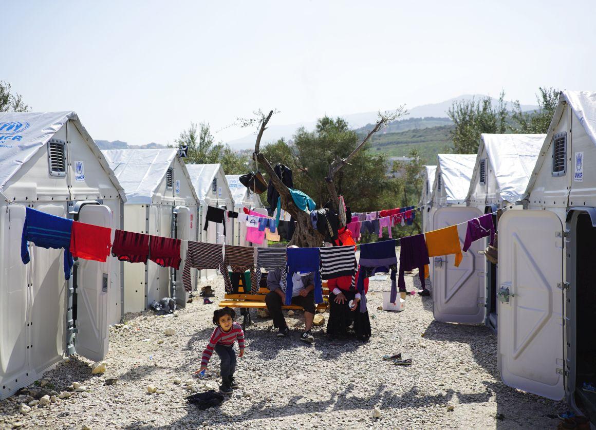 """PÚBLICO - Esta casa de 68 peças é """"uma bênção"""" para o refugiado Saffa"""