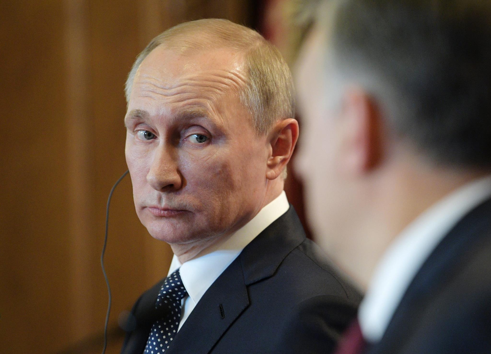 O Presidente russo já pediu desculpa pelo erro
