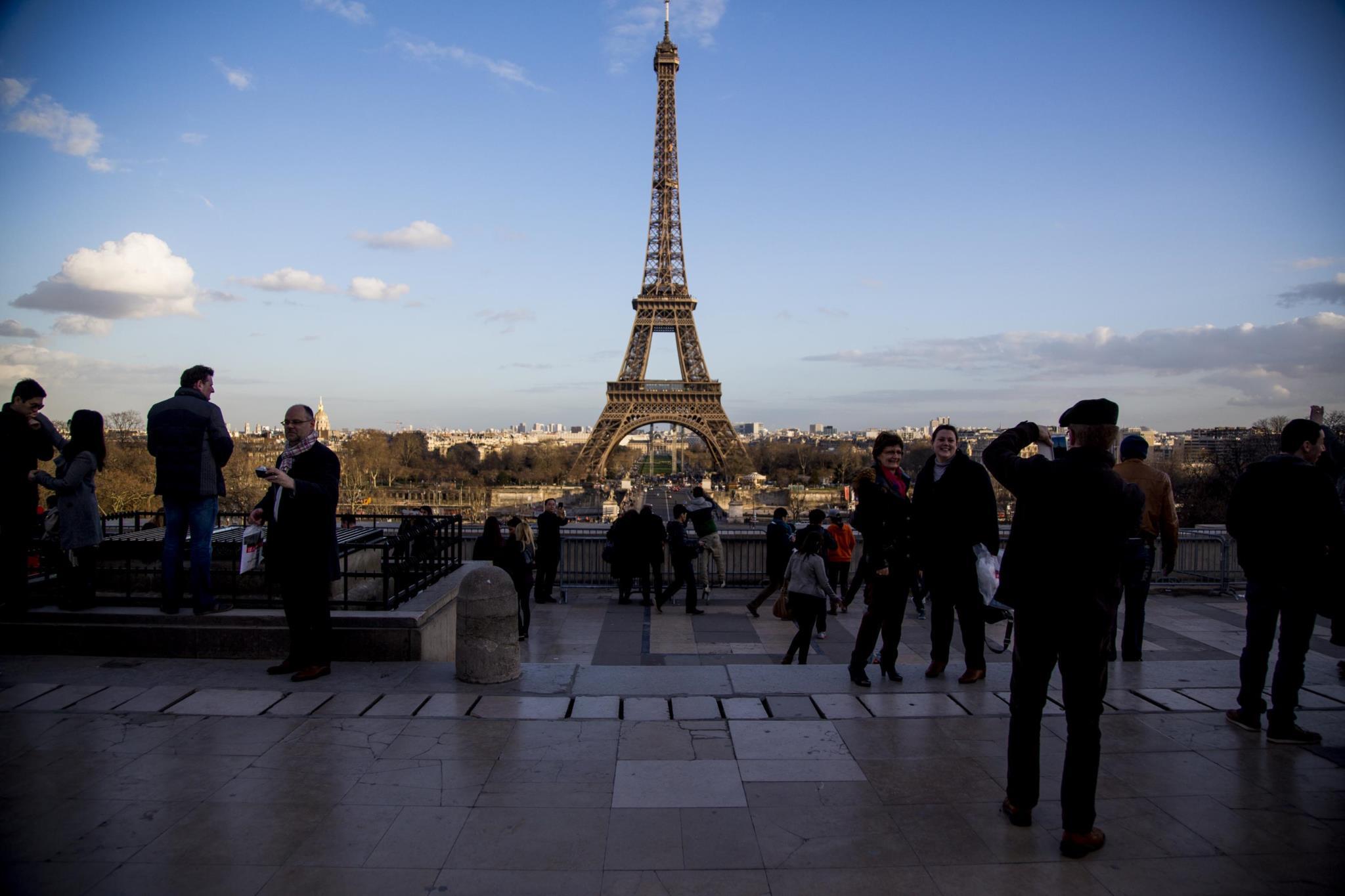 O monumento recebe, em média, sete milhões de visitas anuais