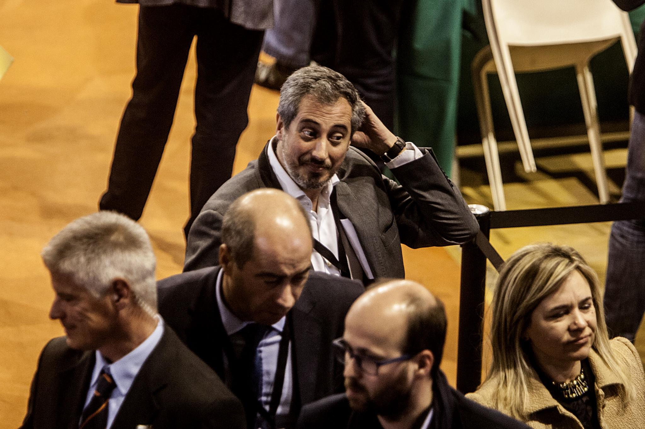 Um apoiante do candidato Marcelo assume as críticas ao Presidente