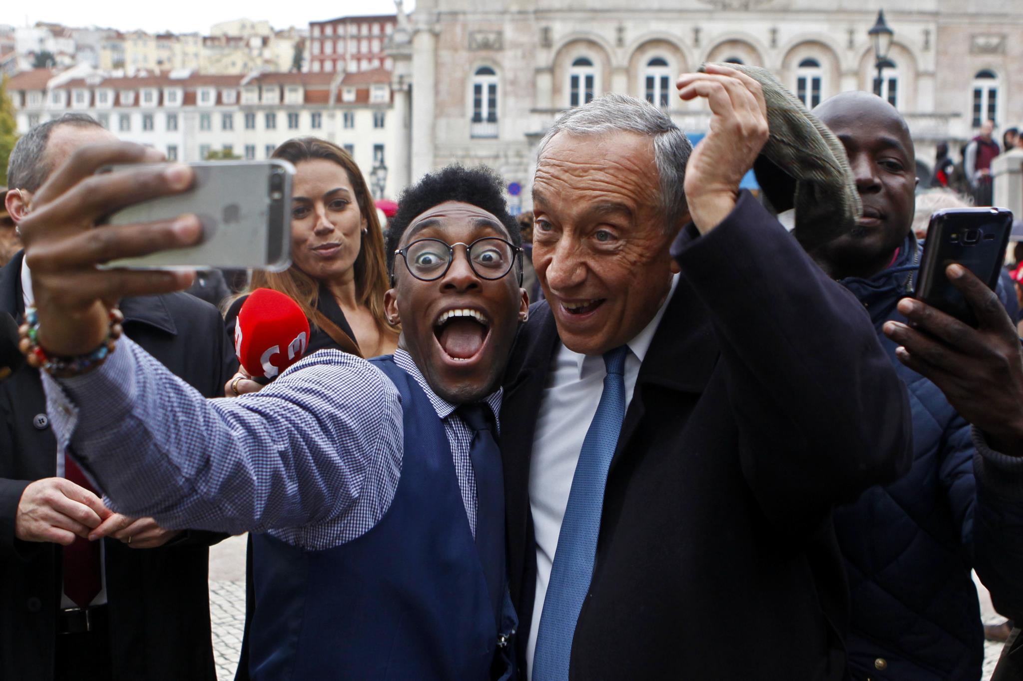 Marcelo considera que a coligação de esquerdas superou as expectativas