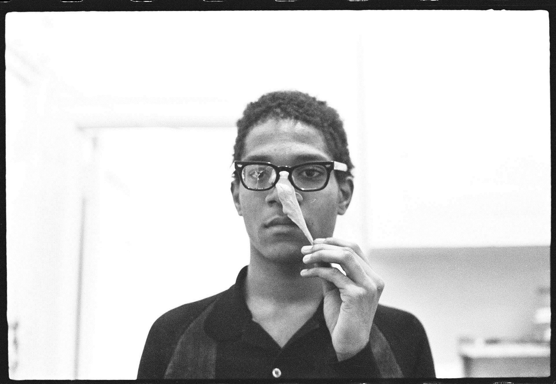 PÚBLICO - Antes de ser Basquiat, ele era tudo o que criava