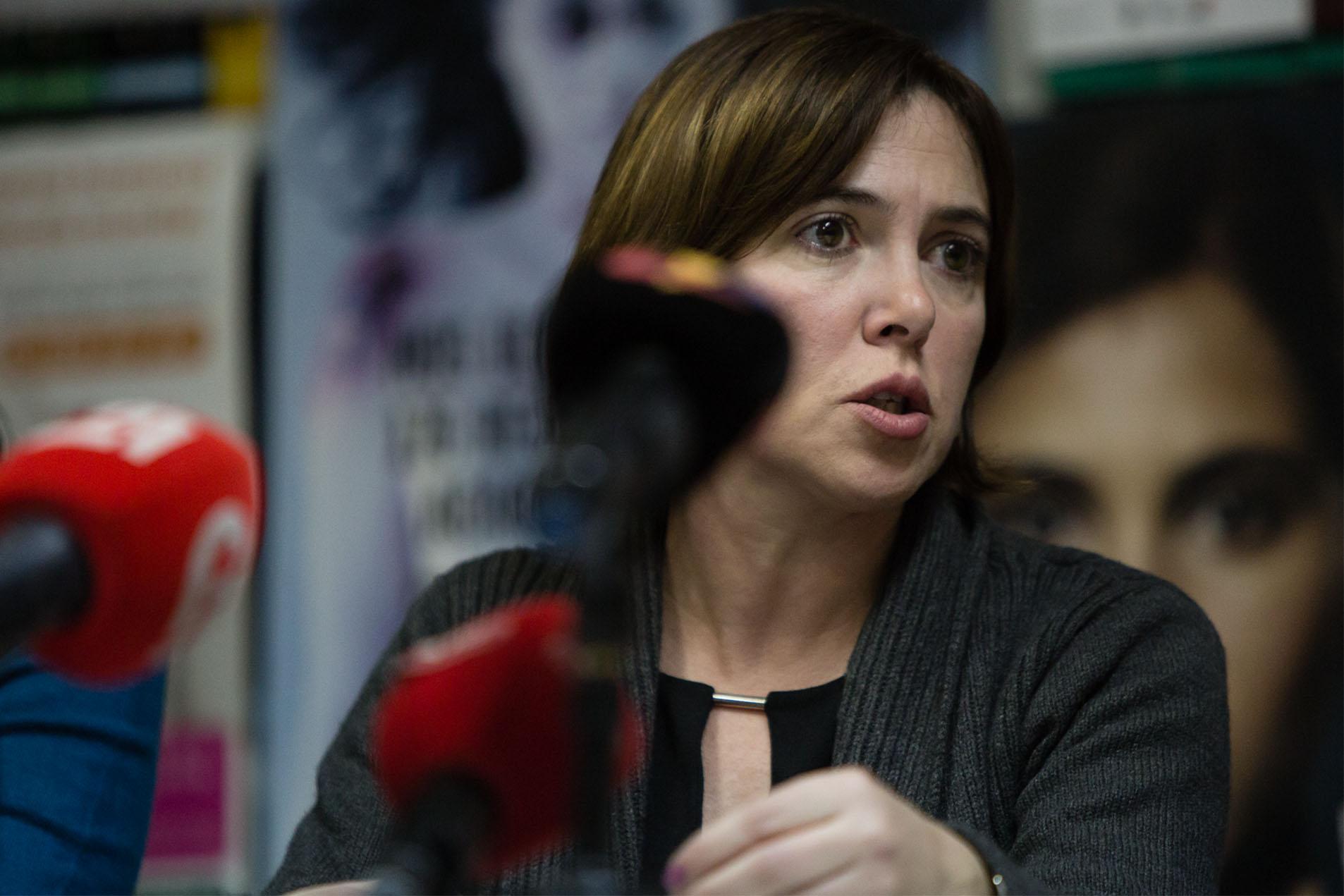 Catarina Marcelino, secretária de Estado para a Cidadania e Igualdade