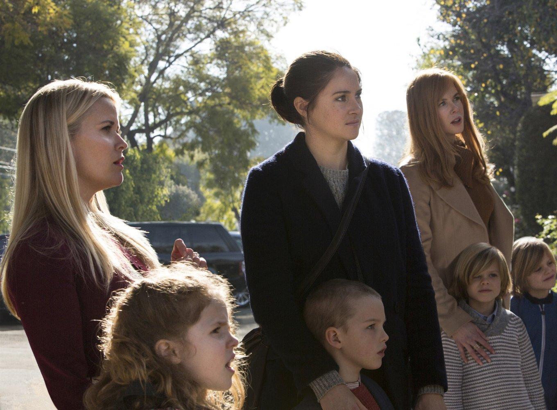 PÚBLICO - <i>Big Little Lies</i>: um elenco de luxo para falar do mundo feminino