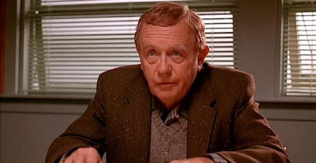 PÚBLICO - Morreu o actor Warren Frost, da série <i>Twin Peaks</i>