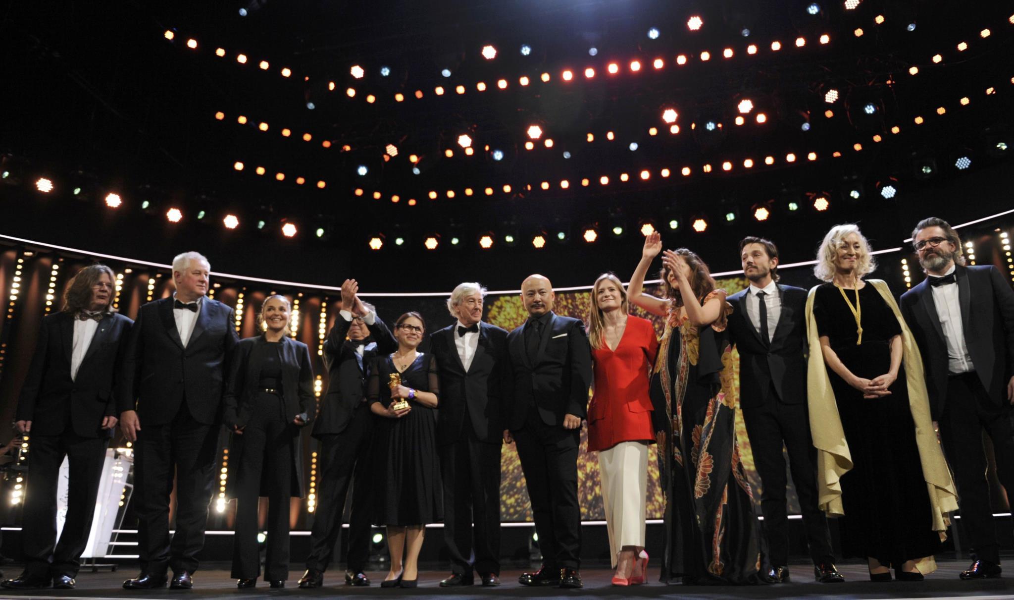 PÚBLICO - Palmarés da 67.ª Berlinale