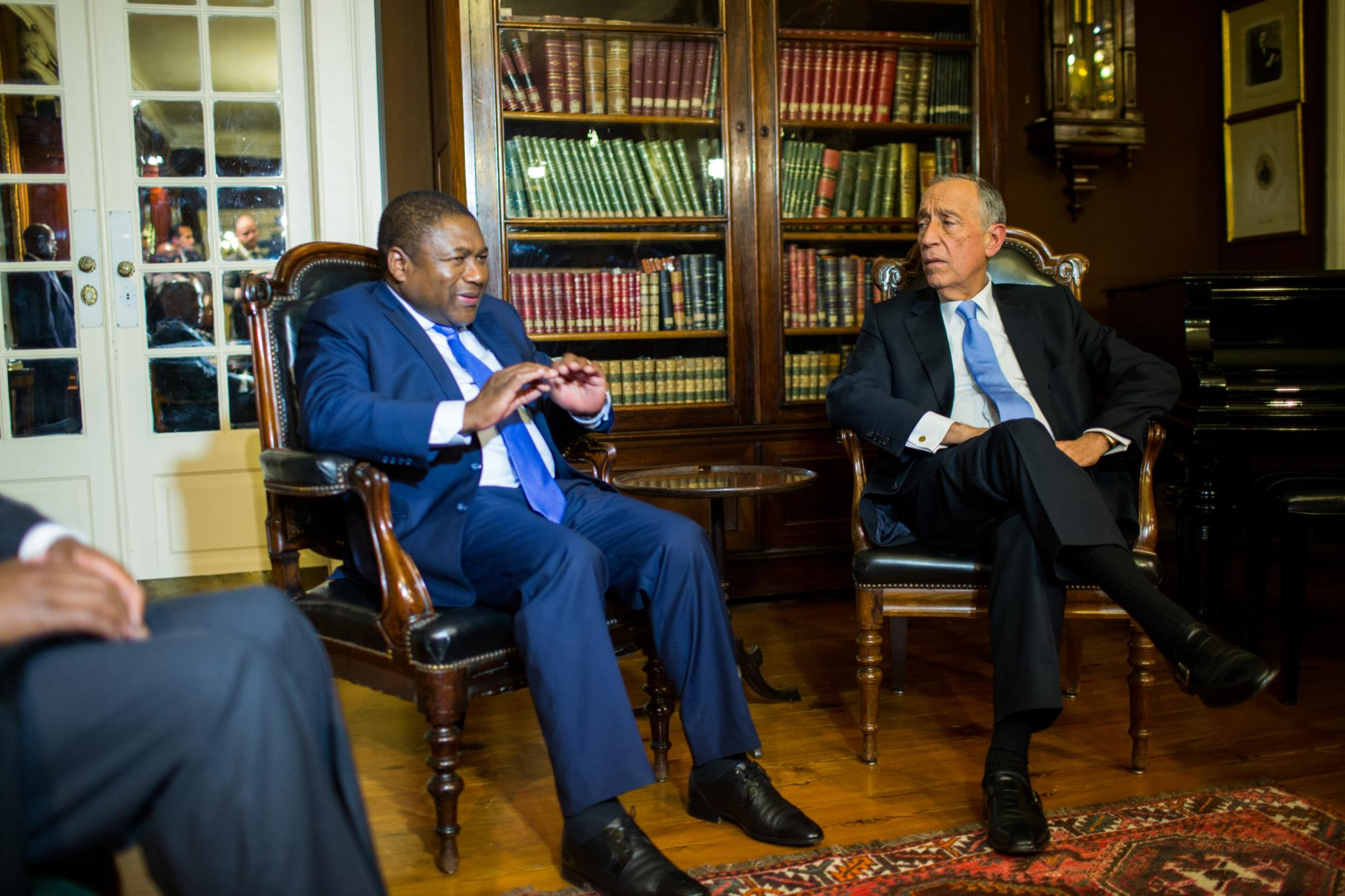 PÚBLICO - Silêncio de Maputo sobre rapto de português gera mal-estar em Lisboa