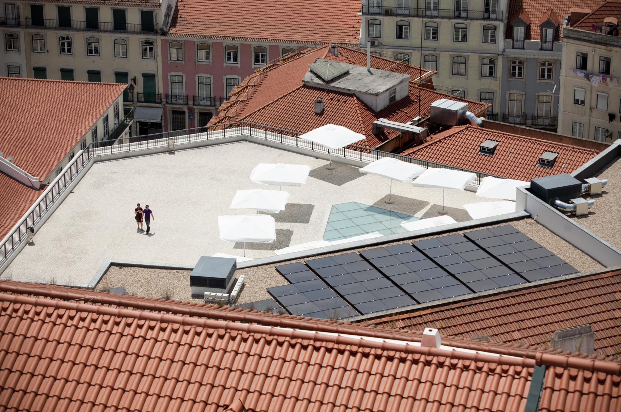 PÚBLICO - Oito mil portugueses produzem energia própria