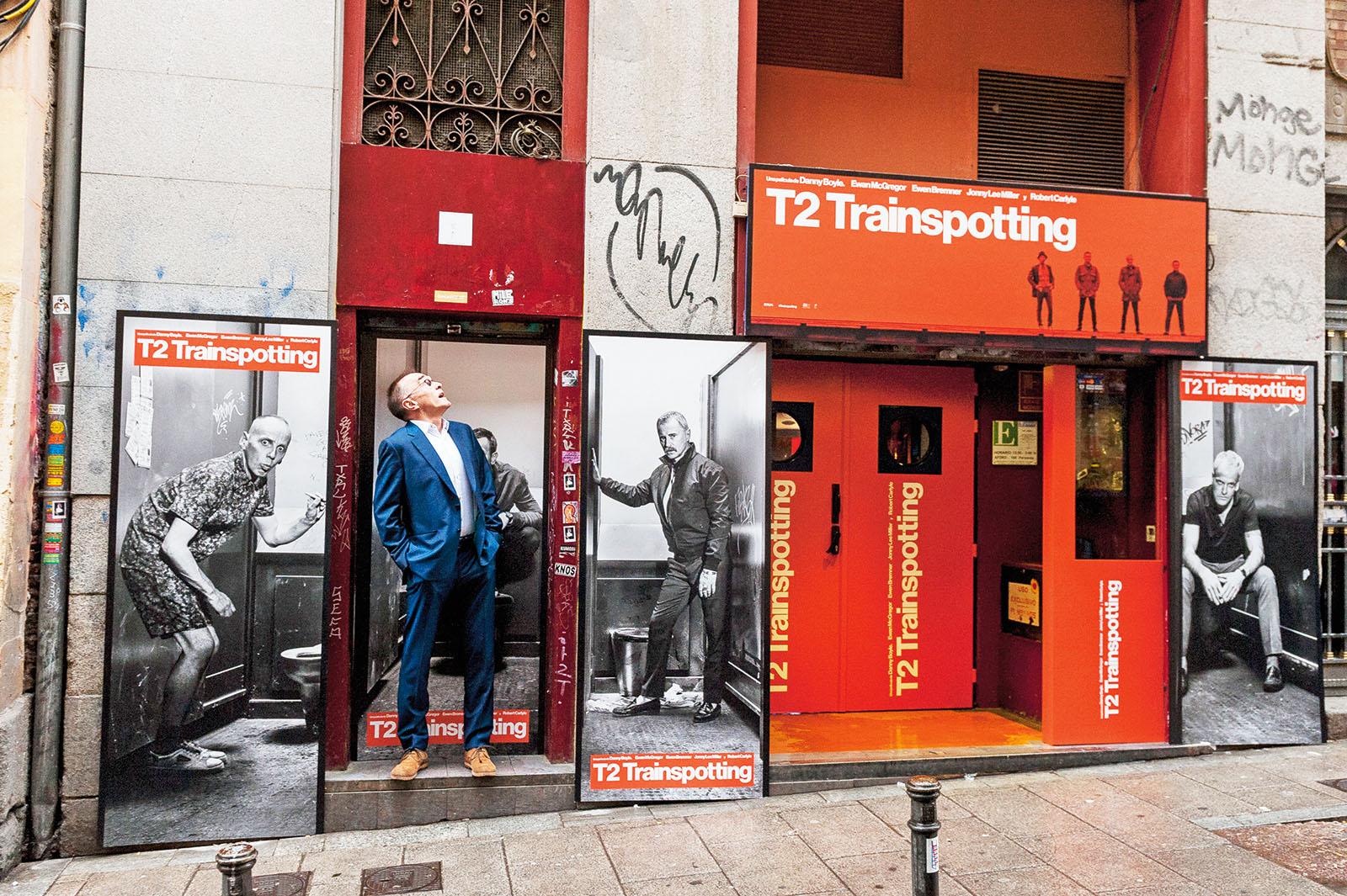 PÚBLICO - Está aí <i>T2 Trainspotting</i>, ou a nostalgia a correr para lado nenhum