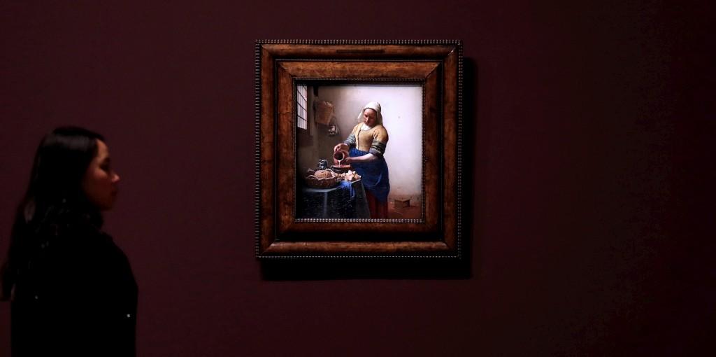 PÚBLICO - Ver Vermeer em contexto no Museu do Louvre