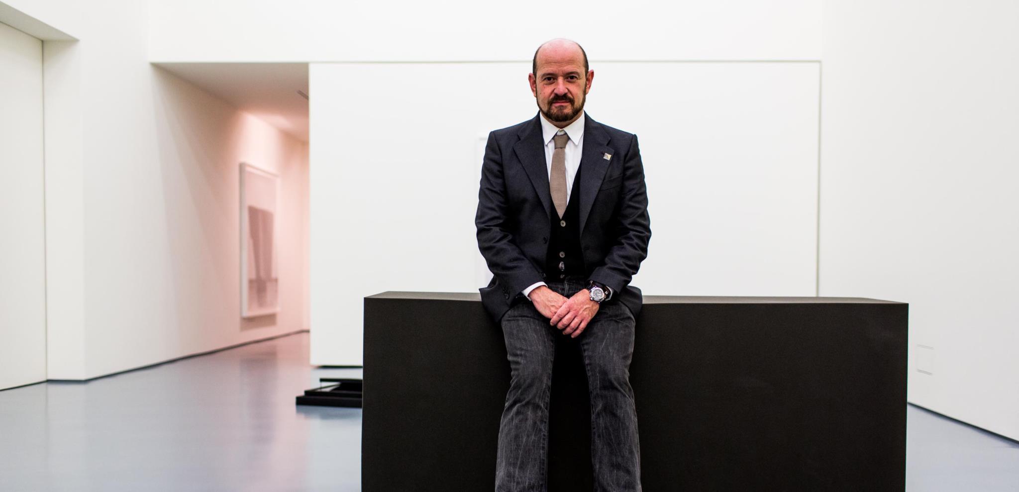 """PÚBLICO - Carlos Urroz: """"Precisamos de que Serralves, Gulbenkian e Berardo comprem na Arco Lisboa"""""""