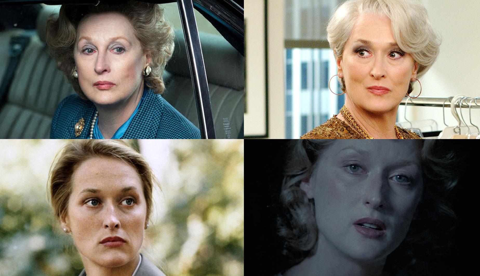 """PÚBLICO - Meryl Streep: uma actriz """"sobrevalorizada"""" e com vinte nomeações aos Óscares"""