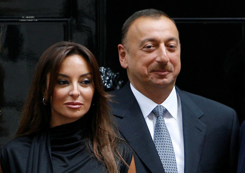 PÚBLICO - O Presidente do Azerbaijão nomeou um novo vice-presidente – a sua mulher