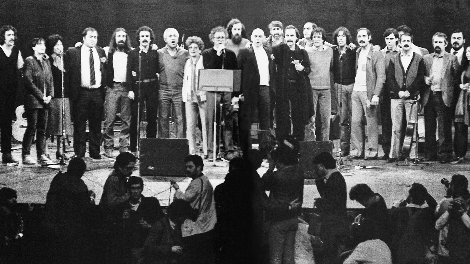 Zeca Afonso: o concerto histórico que uniu palco e plateia
