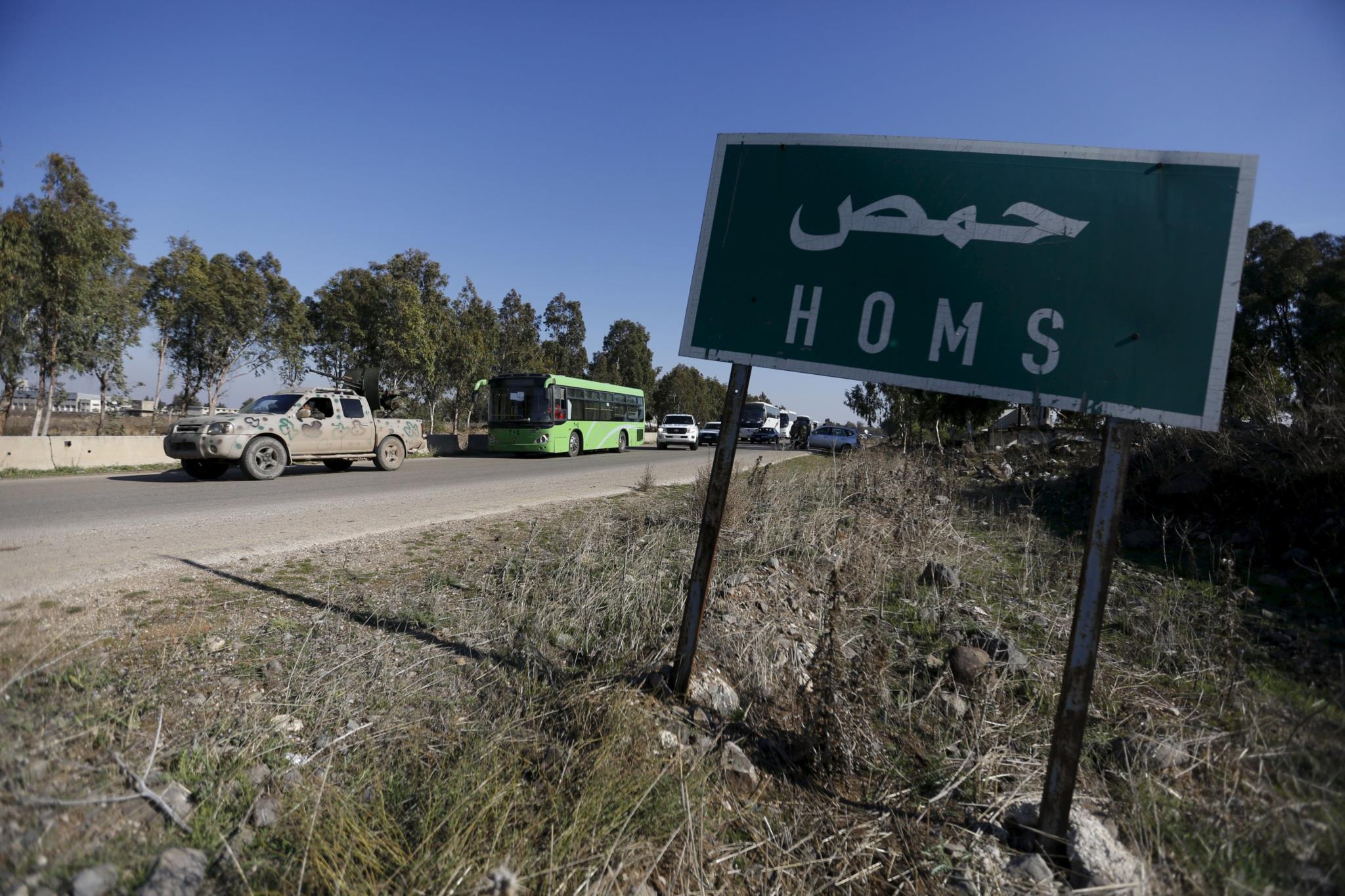 PÚBLICO - Ataque bombista na Síria faz 42 mortos