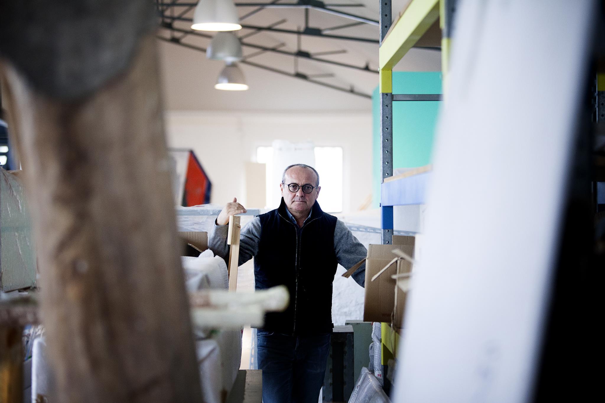 PÚBLICO - Museu Whitney vem a Lisboa visitar ateliers de artistas portugueses