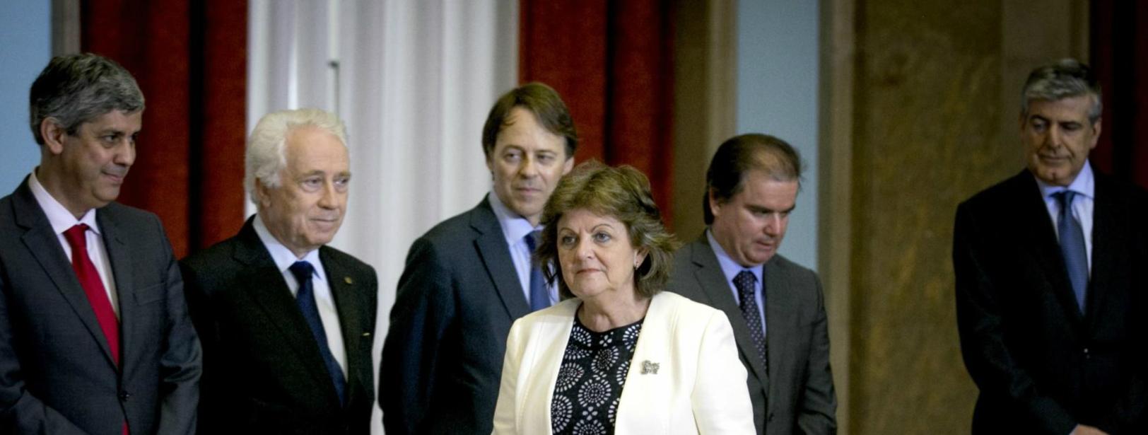 PÚBLICO - Governo quer mais uma mulher no topo do Banco de Portugal