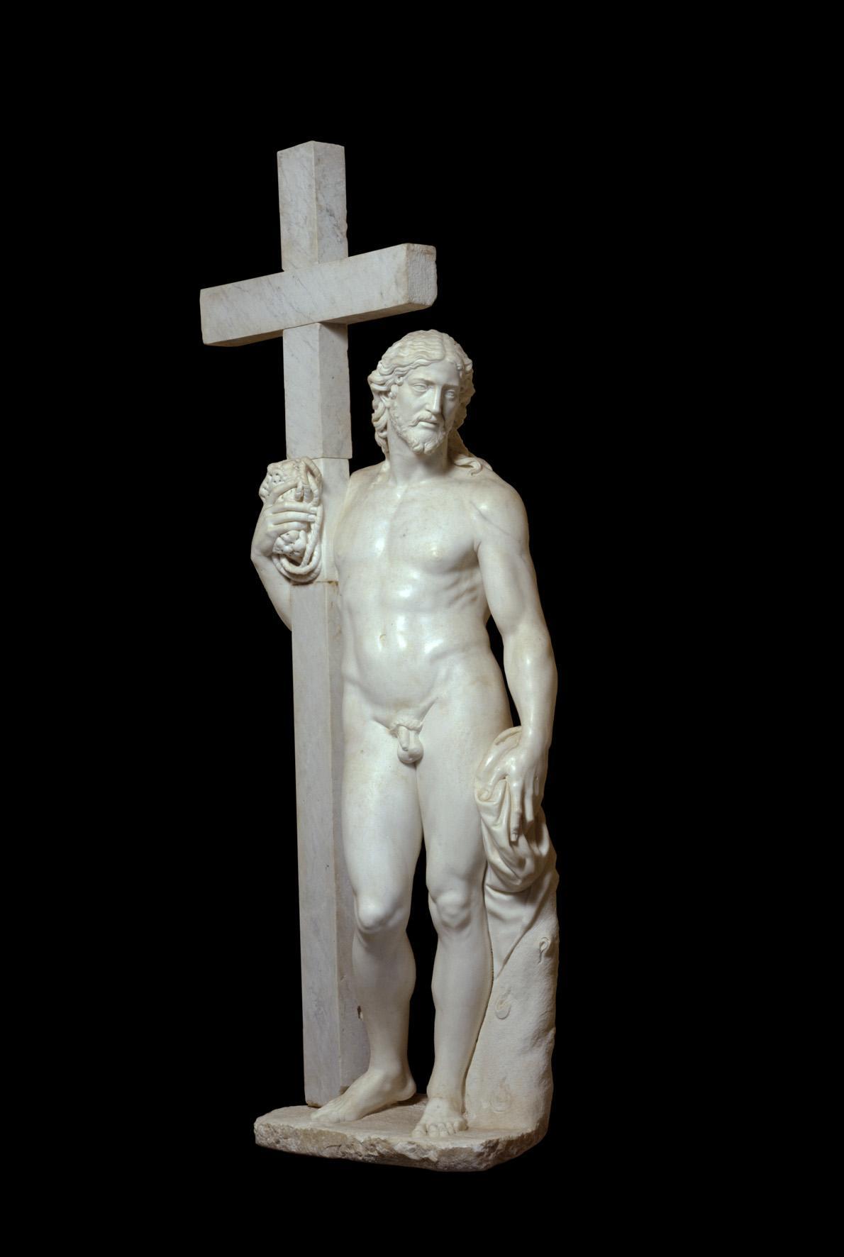PÚBLICO - Este é o Cristo nu e esquecido de Miguel Ângelo