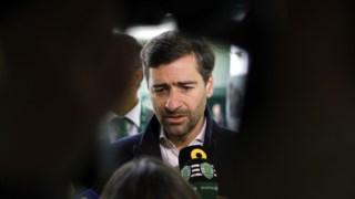 Pedro Madeira Rodrigues já foi a Alvalade votar
