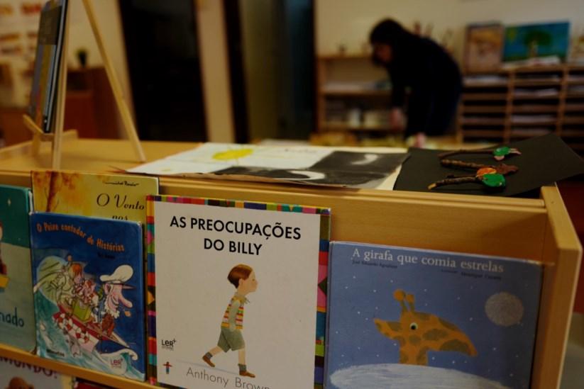 """As bibliotecas escolares querem tornar a leitura """"uma moda persistente e boa"""""""